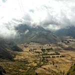 Descenso al crater de Pululahua