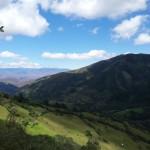 Cascada el Palto. Vilcabamba