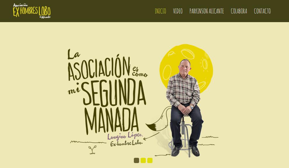 Asociación de ex-hombre lobo de Alicante.